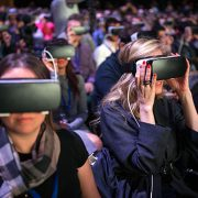 virtual reality to drive social change