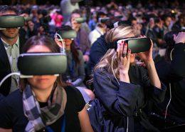 virtual reality to drive social change